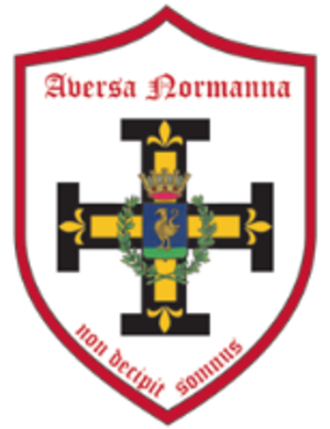 S.F. Aversa Normanna - Image: Aversa Logo Calcio