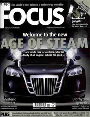 BBC Focus - Image: BBC Focus 185