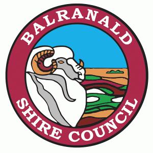 Balranald Shire - Image: Balranald SC Logo