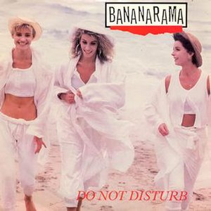 Do Not Disturb (Bananarama song) - Image: Banana dnd