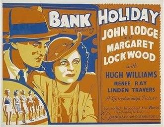Bank Holiday (film) - Image: Bank Holiday (1938 film)
