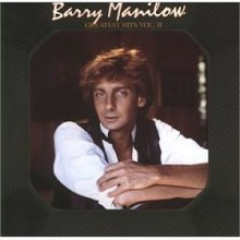 Greatest Hits Album By Barry Manilow