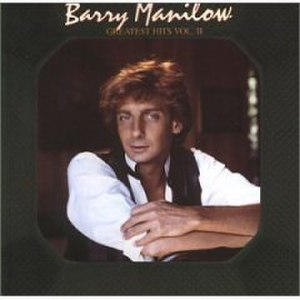 Greatest Hits Vol. II (Barry Manilow album) - Image: Barryhits 2