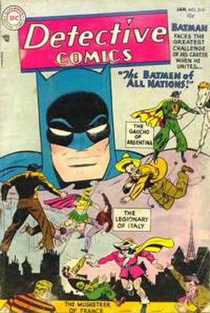 Batmen of All Nations - Image: Batmen of All Nations cover