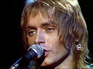 Benjamin Orr - Orr in 1978 on The Midnight Special