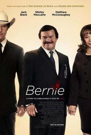 Bernie (2011 film) - Theatrical release poster