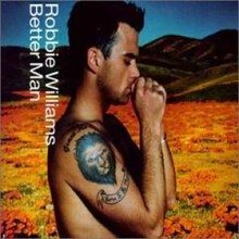 Robbie williams better man single