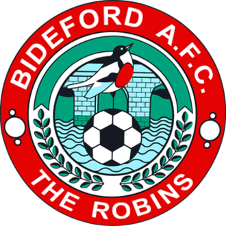 Bideford A.F.C. - Official crest