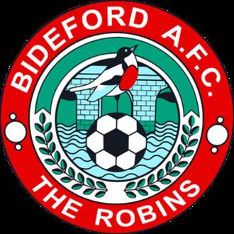 Bideford A.F.C. - Official crest