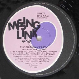 Missing Link Records