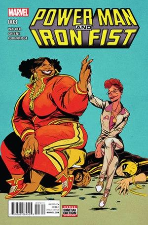 Black Mariah (comics) - Image: Black Mariah
