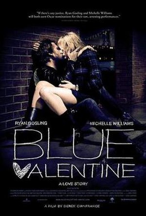 Blue Valentine (film) - Theatrical release poster