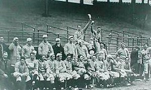 Jimmy McAleer - Red Sox as 1912 champions