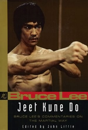 Bruce Lee Library - Image: Bruce Lee Library, Jeet Kune Do vol. 3 (front cover)