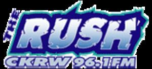 CKRW-FM - Image: CKRW FM
