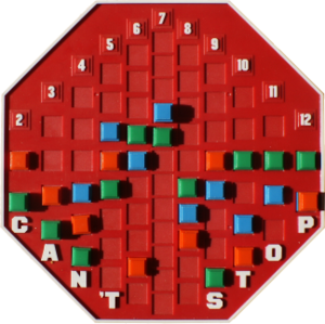 Can't Stop (board game)