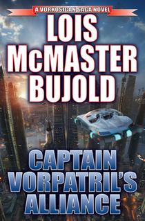 <i>Captain Vorpatrils Alliance</i> book by Lois McMaster Bujold
