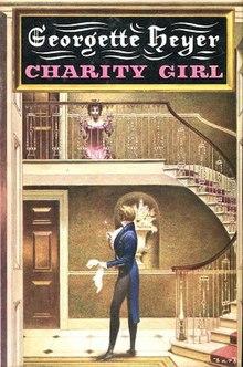 charity girl heyer georgette