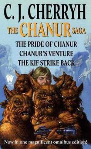 The Chanur novels - The Chanur Saga omnibus