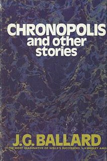 <i>Chronopolis and Other Stories</i> book by J.G. Ballard