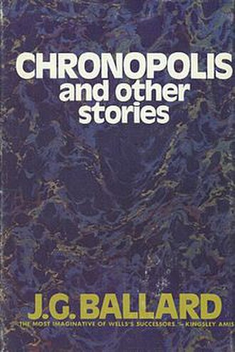 Chronopolis and Other Stories - Cover of the first edition