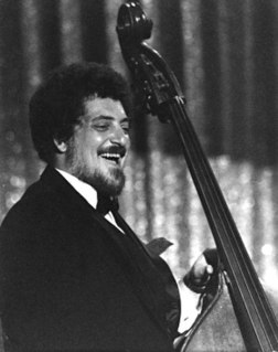 Chuck Domanico American jazz bassist