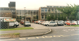 Outwood Academy City - The City School, Stradbroke Rd., Sheffield (1996)