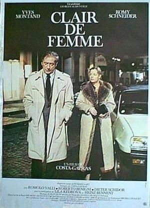 Womanlight - Image: Clair de femme (film)