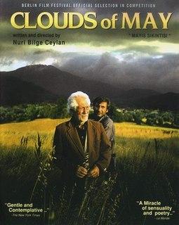 <i>Clouds of May</i> 1999 film by Nuri Bilge Ceylan