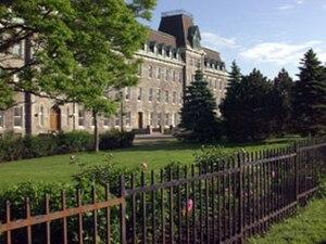 Collège Notre-Dame du Sacré-Cœur - Image: Cndimage