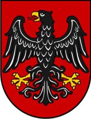 Donji Lapac - Image: Coat of arms of Donji Lapac municipality