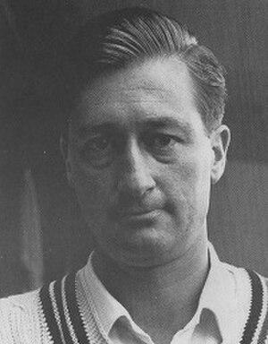 Colin Atkinson - Image: Colin Atkinson, Somerset cricketer