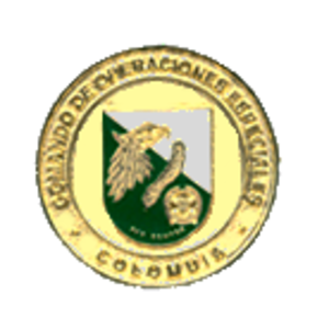 Colombian National Police Special Operations Command - Seal of the Special Operations Command