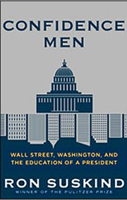 Confidence Men Suskind 1st-ed 2011 book cover.tif