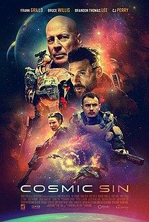 <i>Cosmic Sin</i> American science fiction film