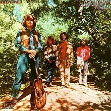 Image result for green river creedence clearwater revival