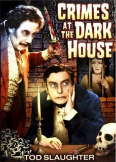 <i>Crimes at the Dark House</i> 1940 film by George King