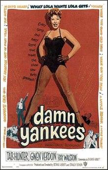 Damn Yankees! movie