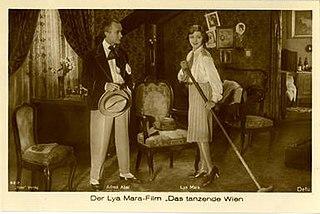 <i>Dancing Vienna</i> 1927 film