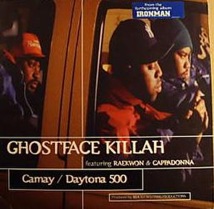 Daytona 500 (song) - Image: Daytona 500 camay