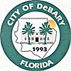 Official seal of DeBary, Florida