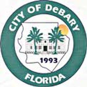 DeBary, Florida - Image: De Bary, Florida
