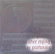 De Profundis (album by After Crying).jpg