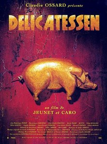 <i>Delicatessen</i> (1991 film) 1991 French film directed by Marc CaroJean-Pierre Jeunet