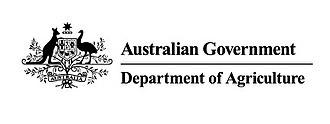 Department of Agriculture (Australia) - Image: Department of Agriculture (Australia, 2013–15) logo