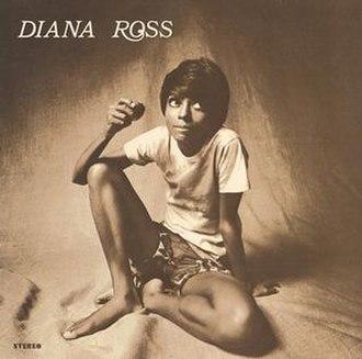 Diana Ross (1970 album) - Image: Dianasolo