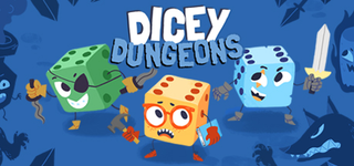 <i>Dicey Dungeons</i>