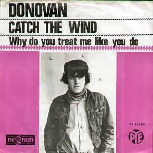 Catch the Wind - Image: Donovan Catch the Wind single Holland
