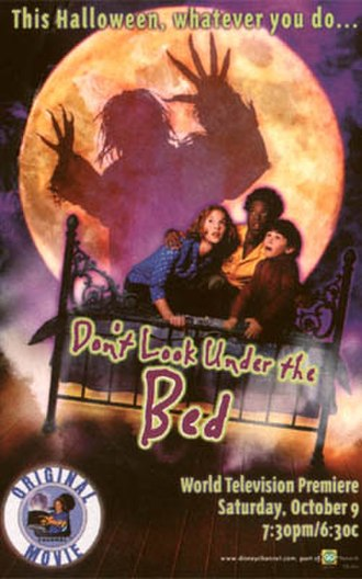 Don't Look Under the Bed - Promotional advertisement
