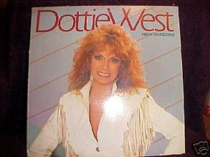 New Horizons (Dottie West album) - Image: Dottie West New Horizons 2